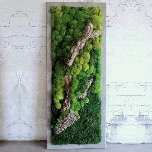 Dekoracje z roślin stabilizowanych